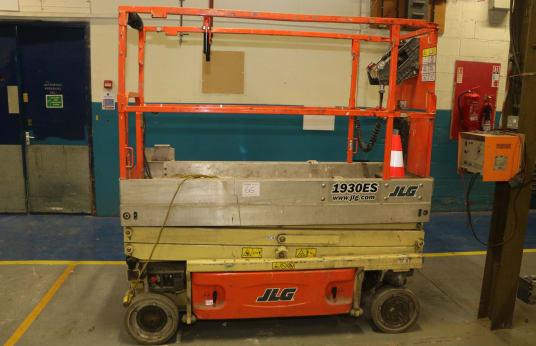 JLG 1930 ES Electrical Working Platform