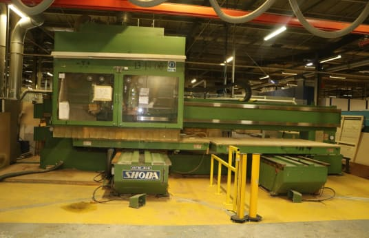 CNC обработващ център SHODA MCW-516-1656