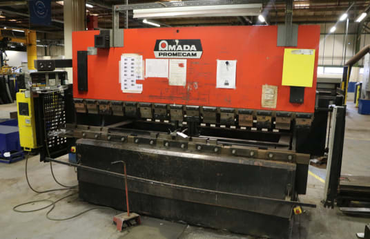 AMADA ITS 100-30 CNC Upogibna stiskalnica