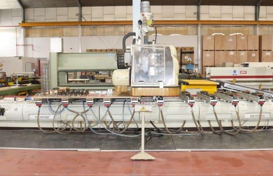 Centre d'usinage CNC BUSELLATO JET 6000 XXL