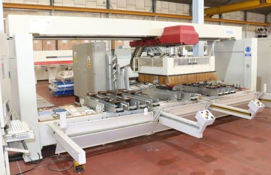 Centro de Mecanizado CNC BUSELLATO SUPERMASTER H 150