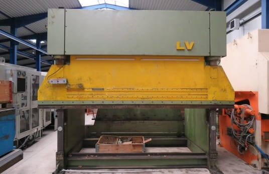 LVD PP 150 / 40 Pressbrake - hydraulical