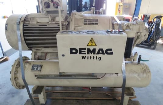 DEMAG WITTIG - 080 W Rotary Compressor