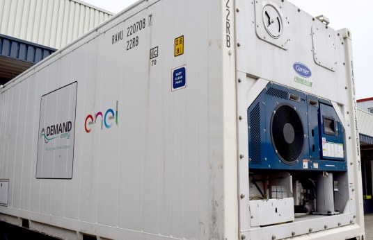 ENEL BESS Energy Container 550 kWh + 250 kVA AC Output
