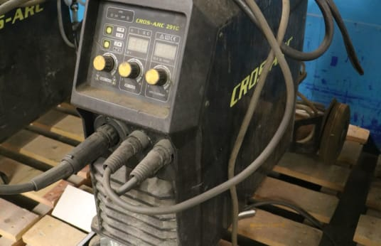 CROS-ARC 291 C MIG-Schweißgerät