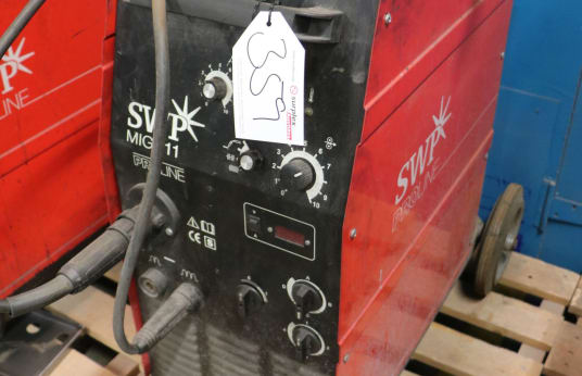 SWP MIG 311 MIG Welder
