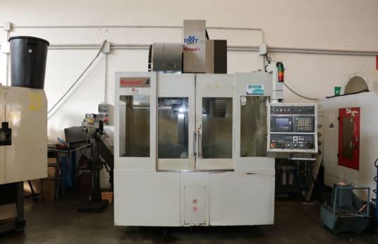 Centro de mecanizado vertical RMT KOMPAKT 8-S