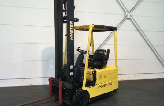 HYSTER J1.6XMT Electric Forklift
