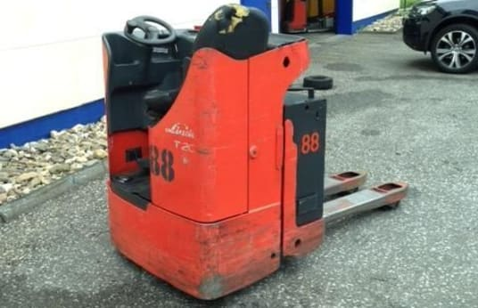 LINDE T20R Electric Low Lift Truck