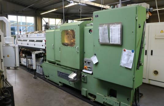 SCHÜTTE SF 32 Multi-Spindle Turning Machine