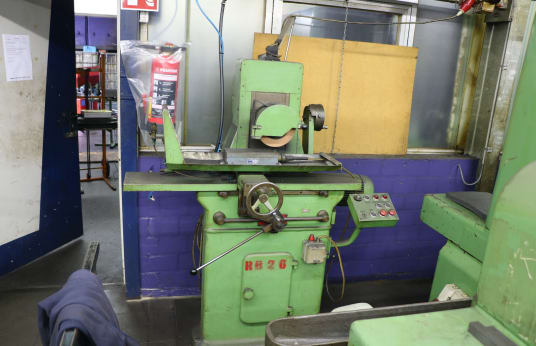 HARTEX RMS 100 Surface Grinding Machine