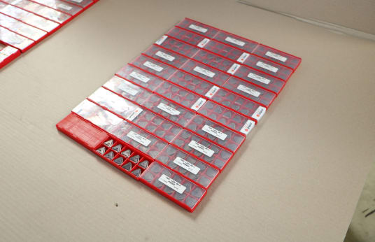 PALBIT Lot of Indexable Inserts