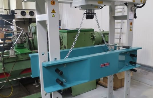 AYEL-TECH WP 150 Workshop press - hydraulic