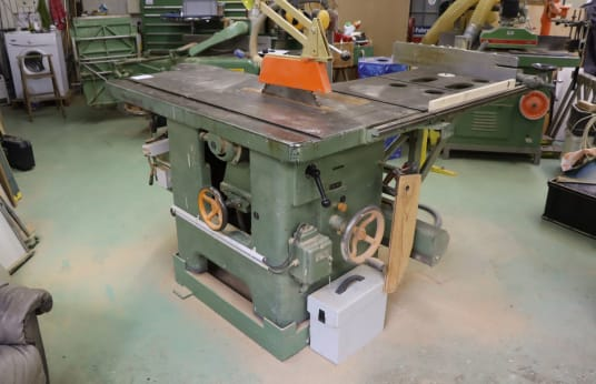 OLMA 1500 T Milling and tenoning machine