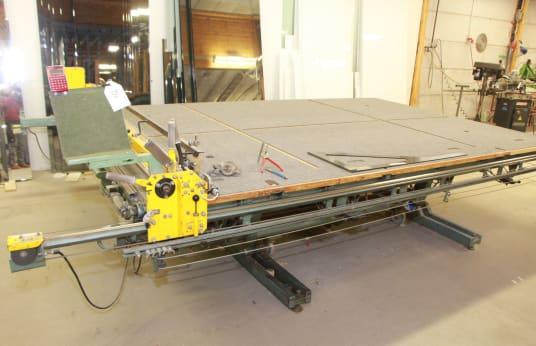 JAAKKO-TUOTE 20-225-330 Glass Cutting Table