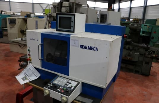 REALMECA TDC+ Numerically controlled lathe - CN