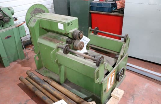 LAMBERT & JOUTY Bending machine