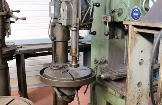 JOST PS 25 Vertical single-spindle column drilling machine