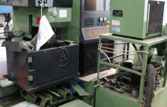 SODICK A 280 Numerically controlled wire EDM machining machine