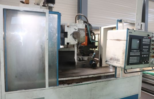 ALCERA GAMBIN 160 CC Universal milling machine with numerical control