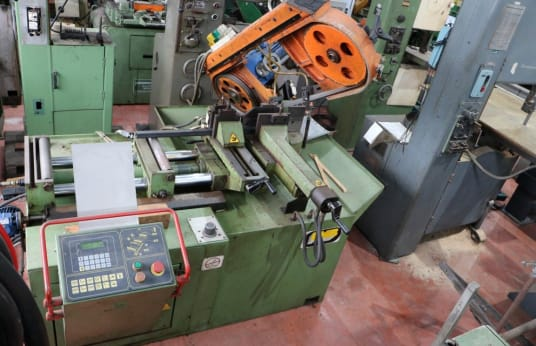 FMB JUPITER Automatic horizontal band saw