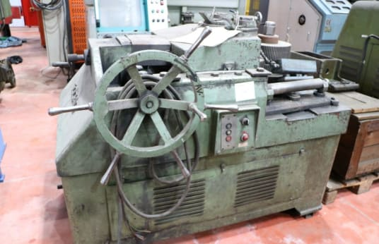 SOCAD 43690 Profile bending machine