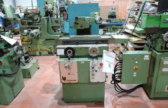 LIP PLTH 400 Flat grinding machine with tangential grinding wheel and rectangular table