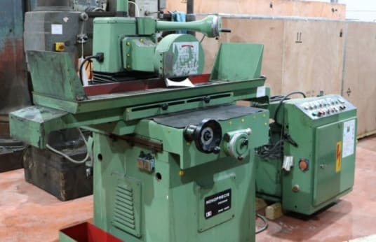 MONOPRECIS RHE 300 Flat grinding machine with tangential grinding wheel and rectangular table