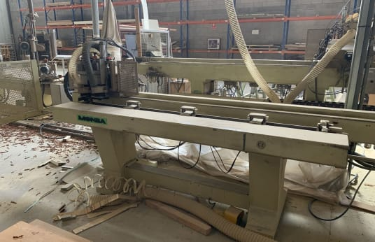 MONBA MB2.CNC CNC Machining Center