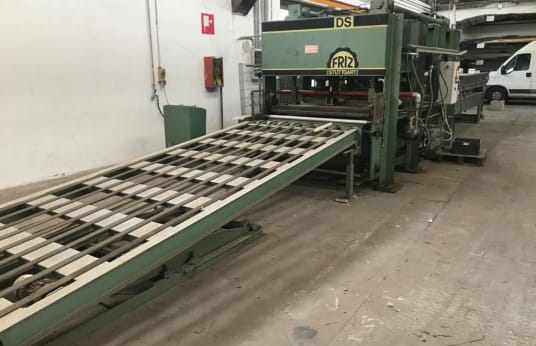 Presse FRITZ DS 1436/4 Automatic Load