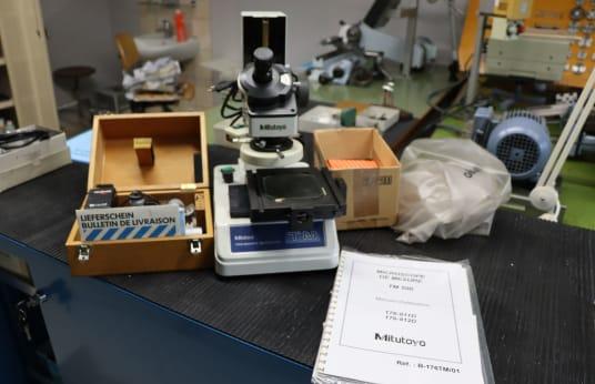 MITUTOYO TM 500 Messmikroskop