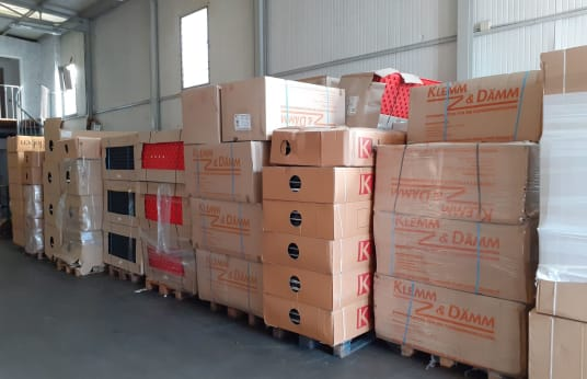 KLOBEN Lot of Panels for Heating