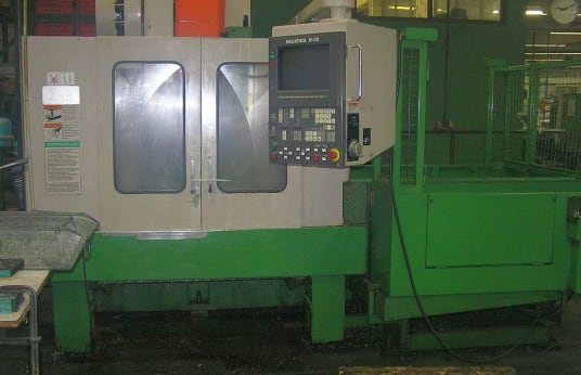 MAZAK V 414-22 Vertical machining center with 2 pallet changer