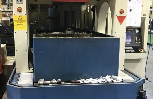 WALTER S 305 CNC DIESINKING EDM (Electrical Discharge Machine)