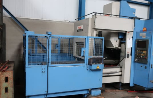 MAZAK AJV-25/405 Vertical machining center