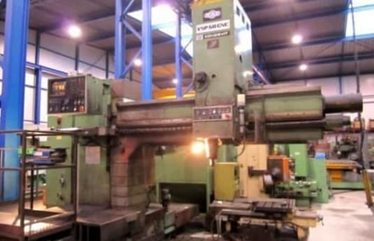 MAS VSP 50 CNC Coordinate precission drilling machine