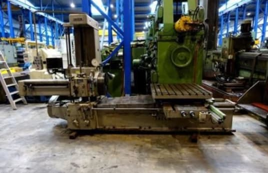 SACEM MS 80 Table type boring mill
