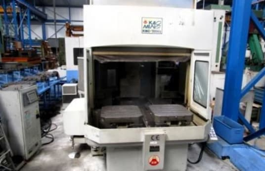 KAO MING KMC-700HV Machining center