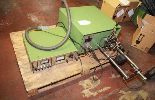 CEMEL PR 3 ROTOMATIC Tester for Rotors of Electric Motors