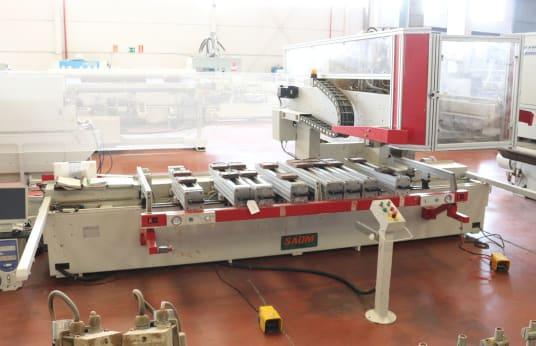 SAOM P 30 CNC Bearbeitungszentrum