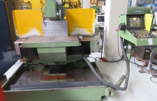 Fresadora de precisión KLOPP UW1 - CNC