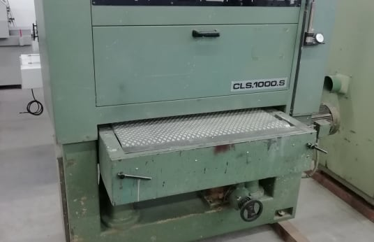 SAC CLS1000S Calibrating machine