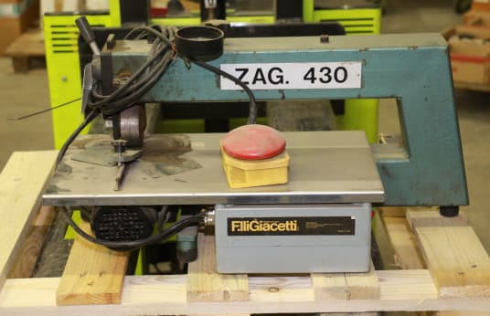 OMEZ ZAG430 Veneer splicing machine