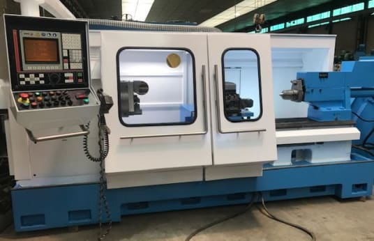 GEMINIS 650 X 2000 CNC CNC-Drehmaschine