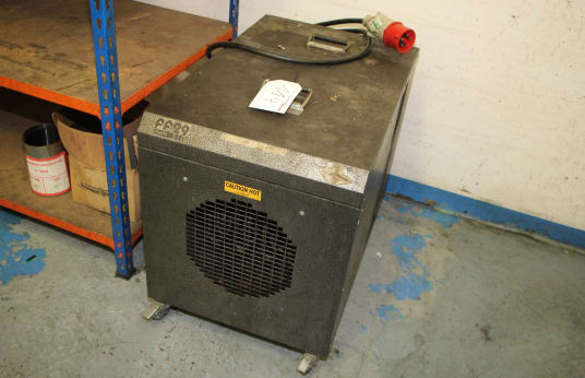 FIREFLO FF 29 T-12 A Hot Air Radiator