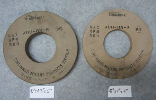 CINCINNATI CINCINNATI Lot Grinding Wheels