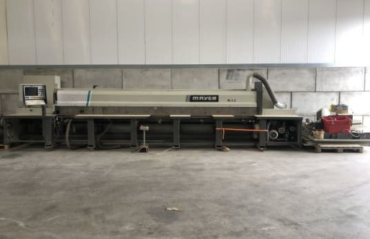MAYER PS 2 Z CNC Panel Saw