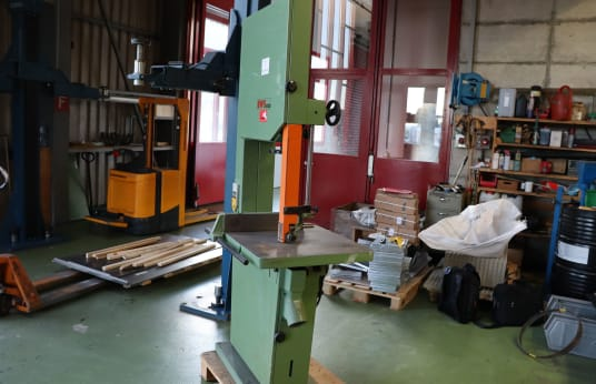 Şerit Testere OPO BWS 600 for Wood