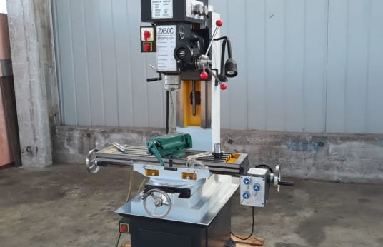 ADOLFI TP50C Automatic Drilling and Milling Machine