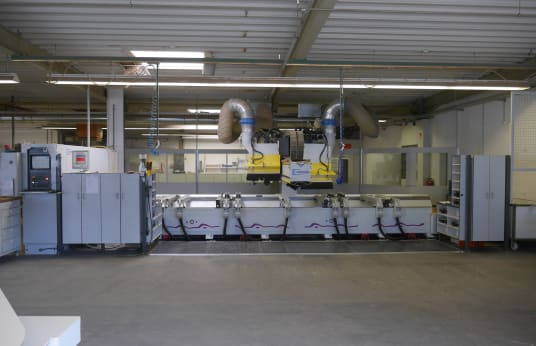 HOMAG OPTIMAT BOF 32/K CNC Machining Centre